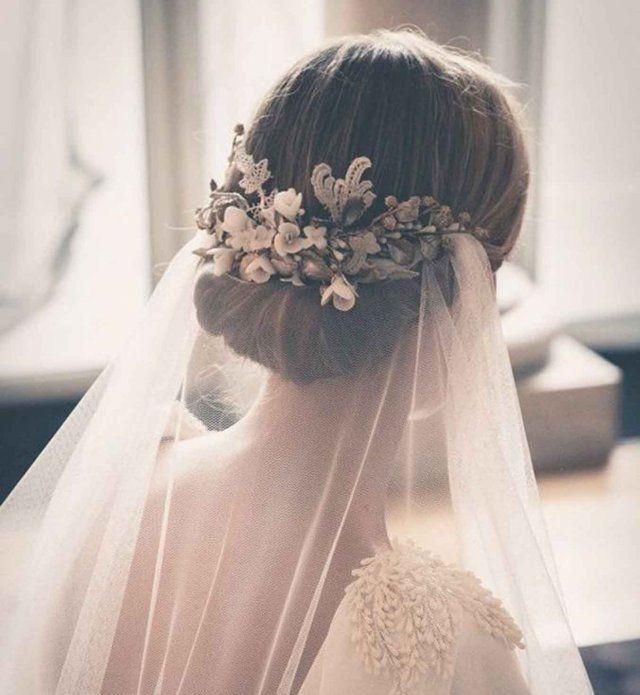 Voile de mariée