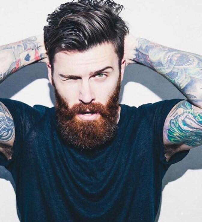l esth tisme au masculin teindre sa barbe moustache a se fait ou pas la mari e enjou e. Black Bedroom Furniture Sets. Home Design Ideas