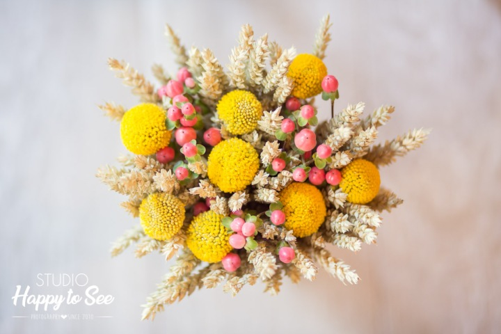 {Lily et Confettis – Fleuriste} Une fleuriste pleine decréativité!