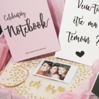 {Wedding Box} - La Weddzilla Box pour tes témoins!