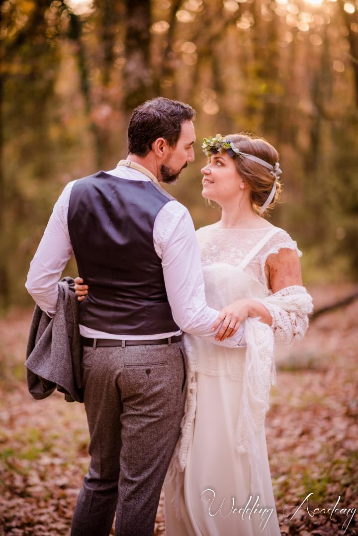 Formation Wedding Planner-Wedding Academy- Shooting d'inspiration Hivernal (111)