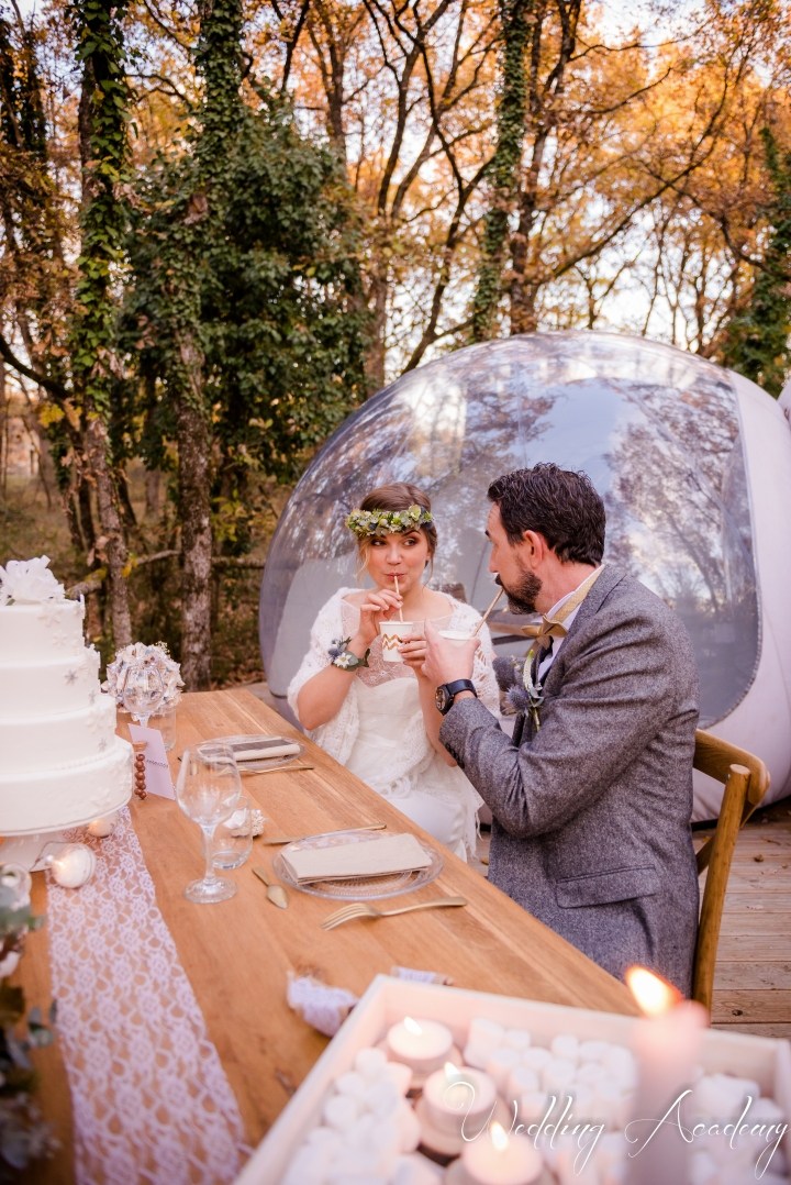 Formation Wedding Planner-Wedding Academy- Shooting d'inspiration Hivernal (124)