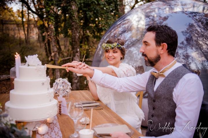 Formation Wedding Planner-Wedding Academy- Shooting d'inspiration Hivernal (127)