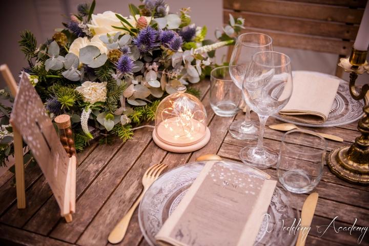 Formation Wedding Planner-Wedding Academy- Shooting d'inspiration Hivernal (37)