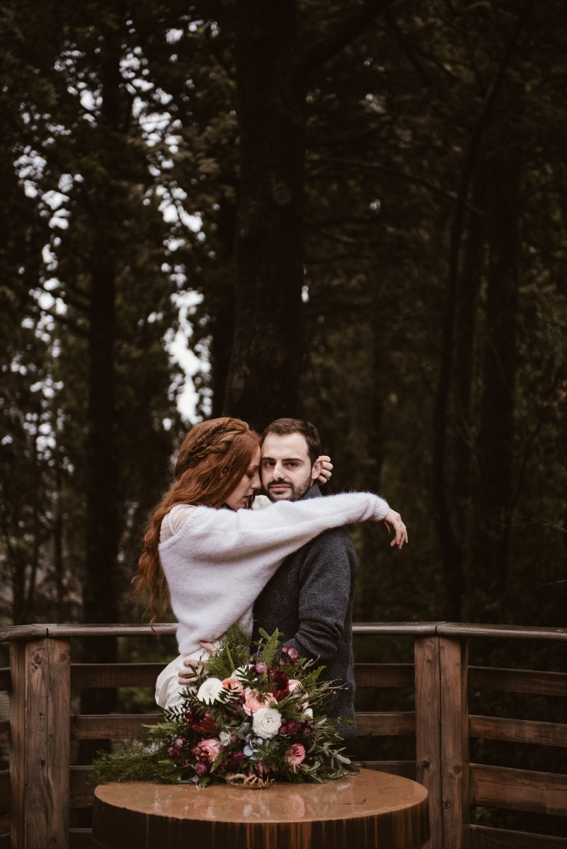 {Shooting d'inspiration} - Love Camp - Le Mariage Alternatif en Pleine Nature