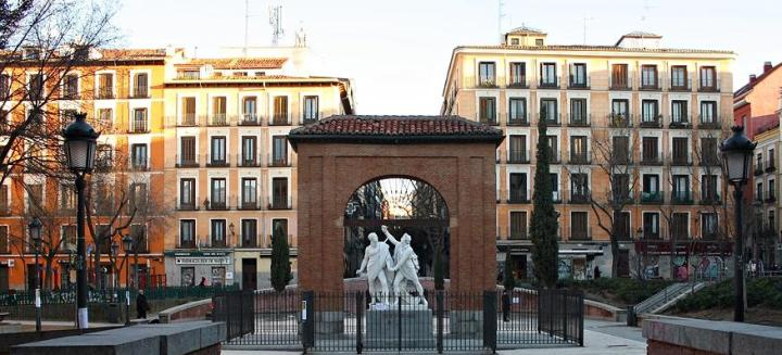 Neighborhoods-in-Madrid-Malasaña