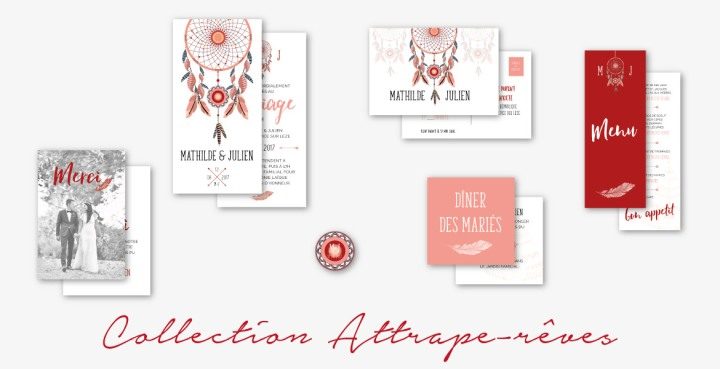 collection-faire-part-mariage-attrape-reves-indien-boheme-hippie